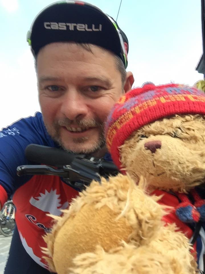 Brian Downton Kathmandu Cycle Challenge