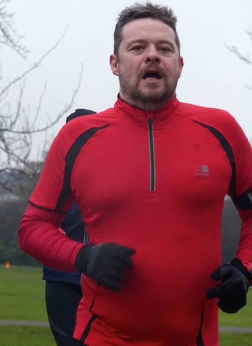 Brian Running Image
